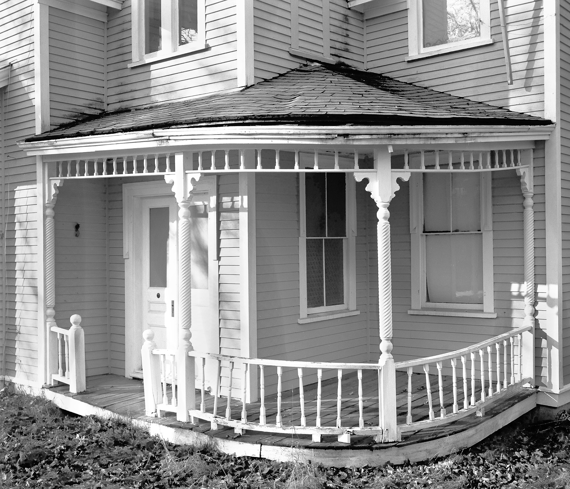 Round Porch, Deer Isle